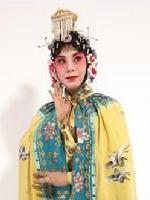 京剧演员 孙丽英
