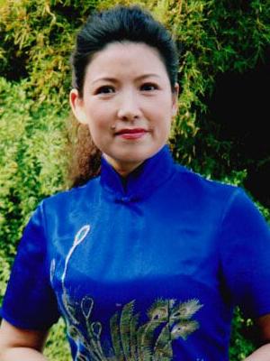 京剧演员 顾丽娜