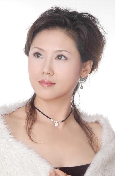 河北梆子演员 刘志欣