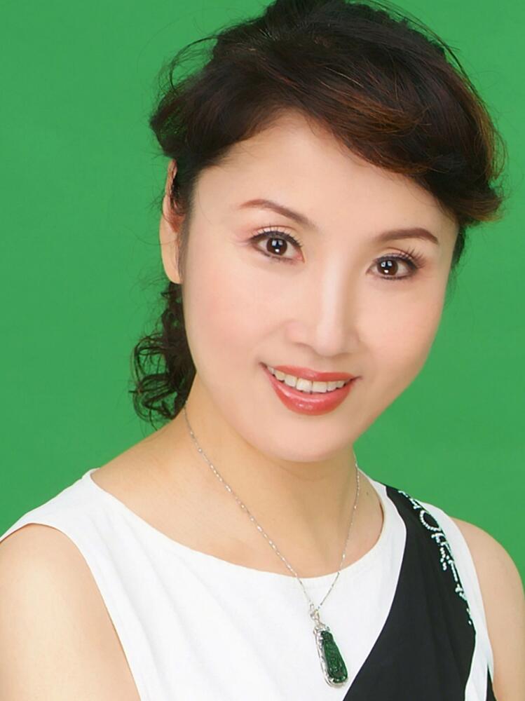 河北梆子演员 杨丽萍