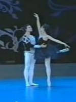 天津歌舞剧院 《天鹅湖》黑天鹅双人舞